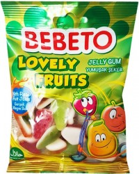 Lovely Fruits Bebeto