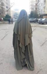 Abaya saoudienne - Oumi Abi Moi