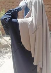 Abaya manches - Oummi Abi Moi