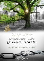 N'abandonne jamais le rappel d'Allah - Sheikh 'abdelMuhsin al 'abbad