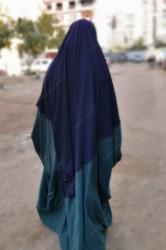 Abaya Saoudienne Caviary Premium Oummi Abi Moi