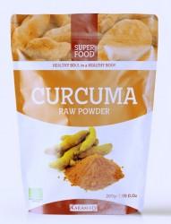 Poudre de Curcuma 200g - Karamats Super Food