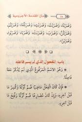 Matn al Ajrumiyyah (mini format)