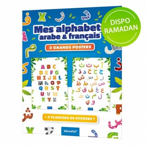 Mes Alphabets Arabe et Français