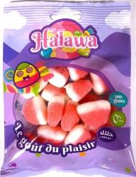 Bisous Sucrés bonbons Halal 100g Halawa