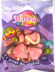 Dentiers Lisses  bonbons Halal 100g Halawa