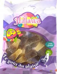 Cola Sucré bonbons Halal 100g Halawa