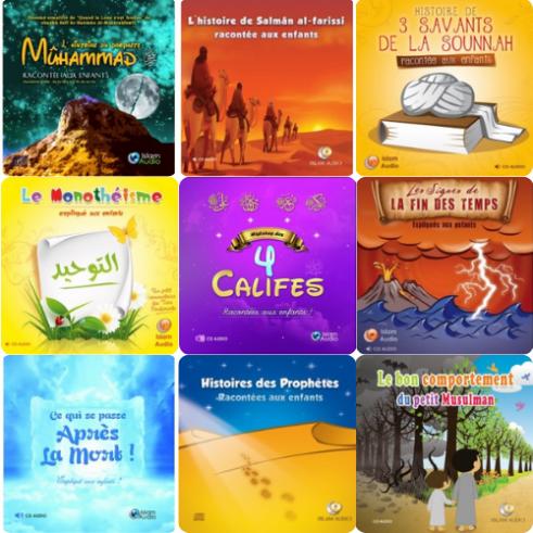 Pack Complet Islam Audio (mp3 à télécharger)