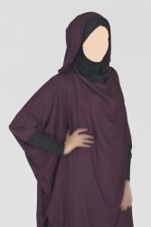 Tunique Young : Hijab et capuche intégrés