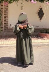Abaya Russia Binti - Dar Al Iman