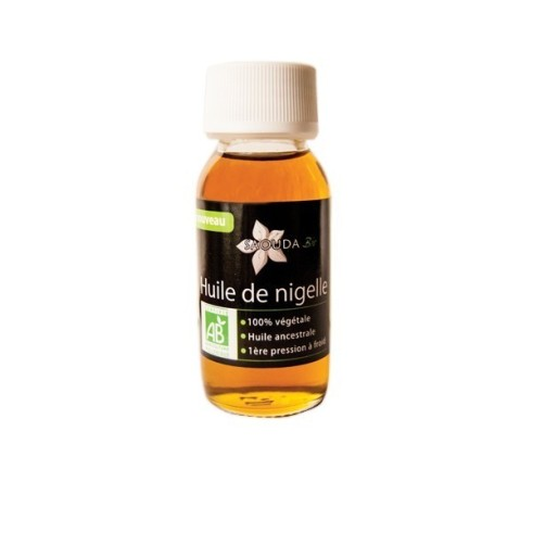 Nigella Oil AB Biological certified