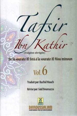 Tafsir Ibn Kathir vol. 6