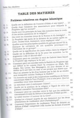 Fatawas sur les Piliers de l'Islam - Shaykh al Uthaymin