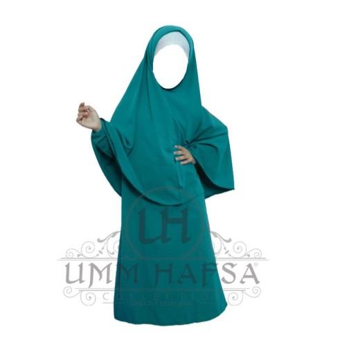 Abaya Hijab Fillette Umm Hafsa