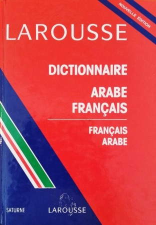 Dictionnaire Larousse As Sabil Arabe-Français / Français-Arabe