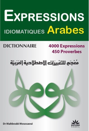 Expressions Idiomatiques Arabes Dictionnaire