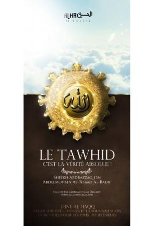 Propectus Le Tawhid Vérité absolue