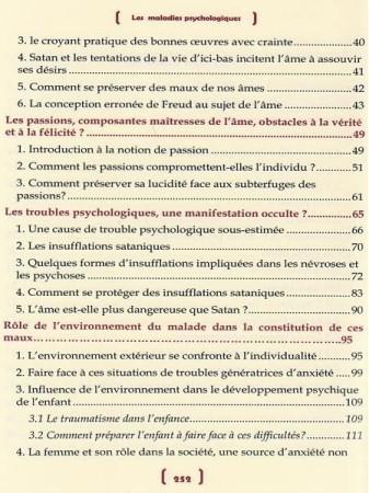 Les Maladies Psychologiques - Dr 'ait M'hammed Moloud