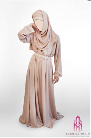 Abaya fillette Sharjah