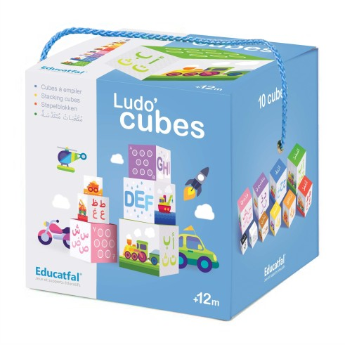 Ludo'cubes - Educatfal