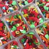 1kg Bonbons Halal en vrac